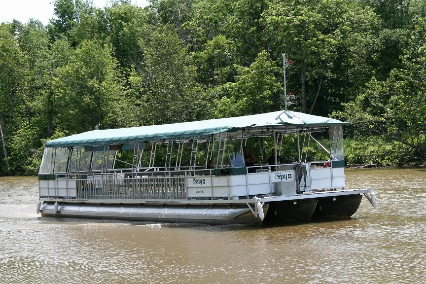 FOR SALE: Commercial & Industrial Pontoon Boats