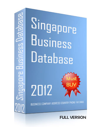 OFFERED: Singapore Business Sales Lead Database 2012