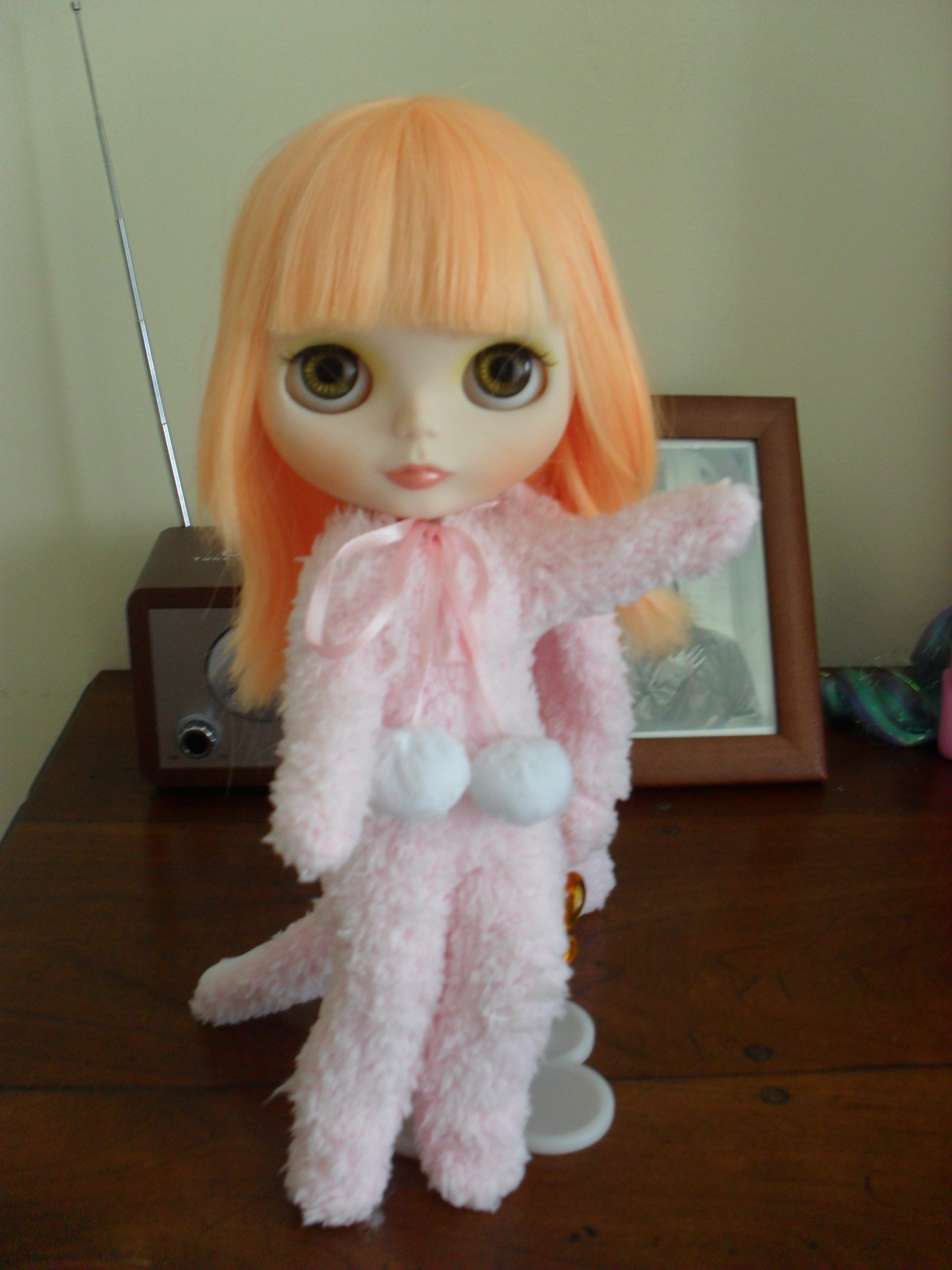 FOR SALE: Used (For display only) Nude Blythe Dolls