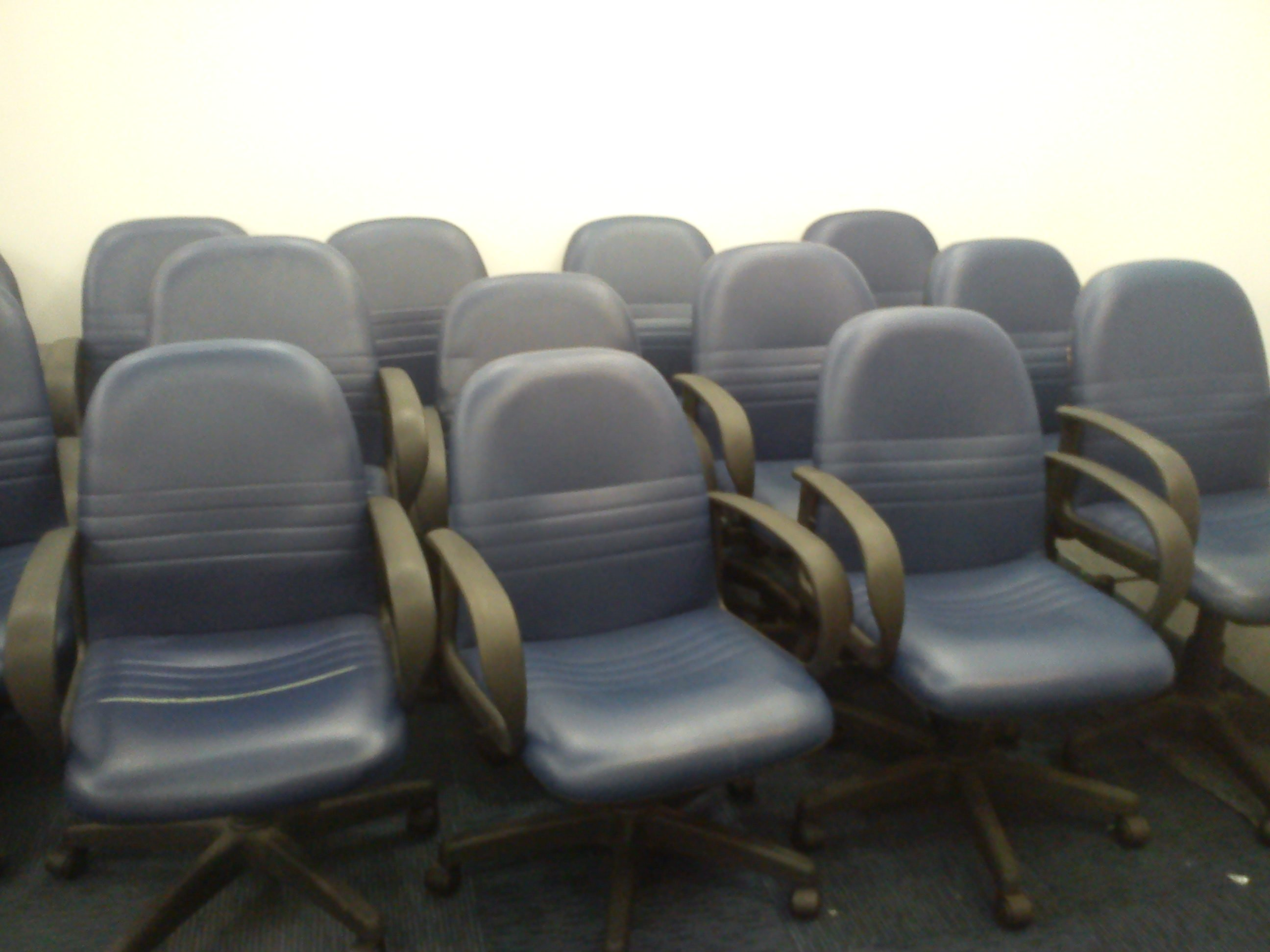 FOR SALE: Lots Offfce Chairs from $5, Tables from $10, Pedestals $10up....