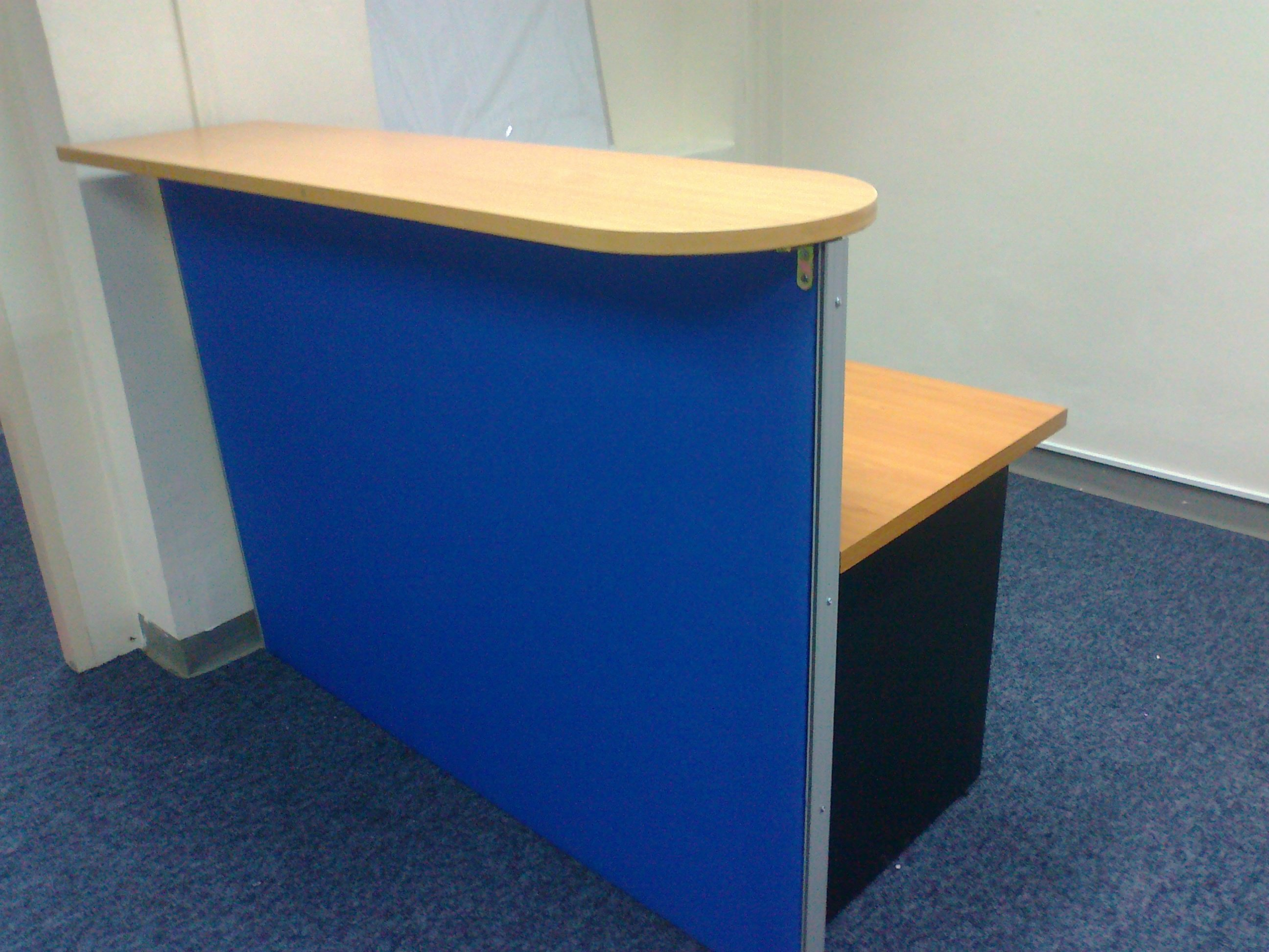 FOR SALE: New & Used Office Tables, Meeting Tables, Reception counter, Office chair