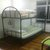 FOR SALE: USED Double Decker Metal Bedframe for Sales AT $50 Per Set