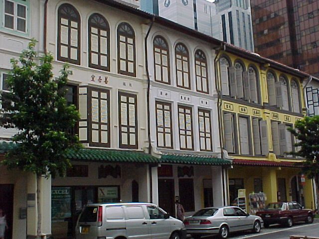 FOR RENT / LEASE: Shophouse small office for rent (Telok Ayer/ Club Street)