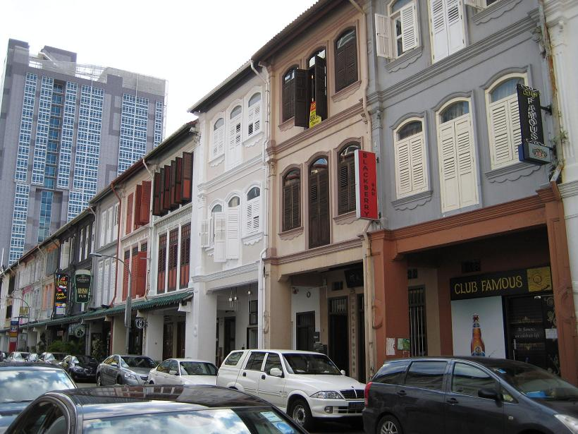 FOR RENT / LEASE: Small Office For Rent - Shophouses For Rent - Tg Pagar MRT