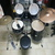 FOR SALE: Pearl Forum (ISS) Drum Set w Cymbal Set & Throne - 8/10 $650