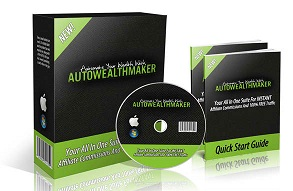 FOR SALE: Build Your Sites In Minutes With Auto Wealth Maker!