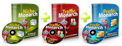 FOR SALE: Create Simple Yet Powerful Videos With Profit Monarch