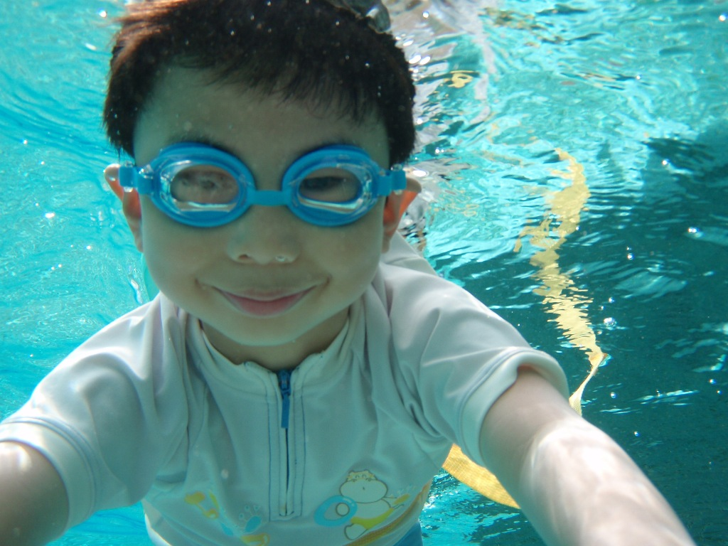 SERVICES: Swimming Classes For All Ages