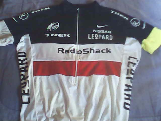 FOR SALE: RADIO SHACK CYCLING JERSEY