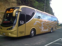 FOR SALE: Bus from Singapore to Kuala Lumpur – BusOnlineTicket.com