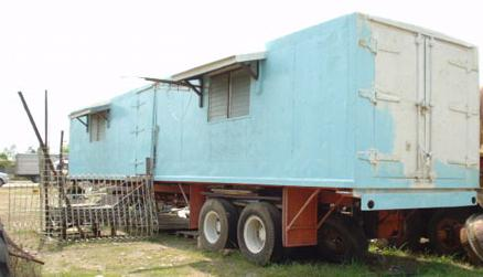 FOR SALE: Used Container Vans