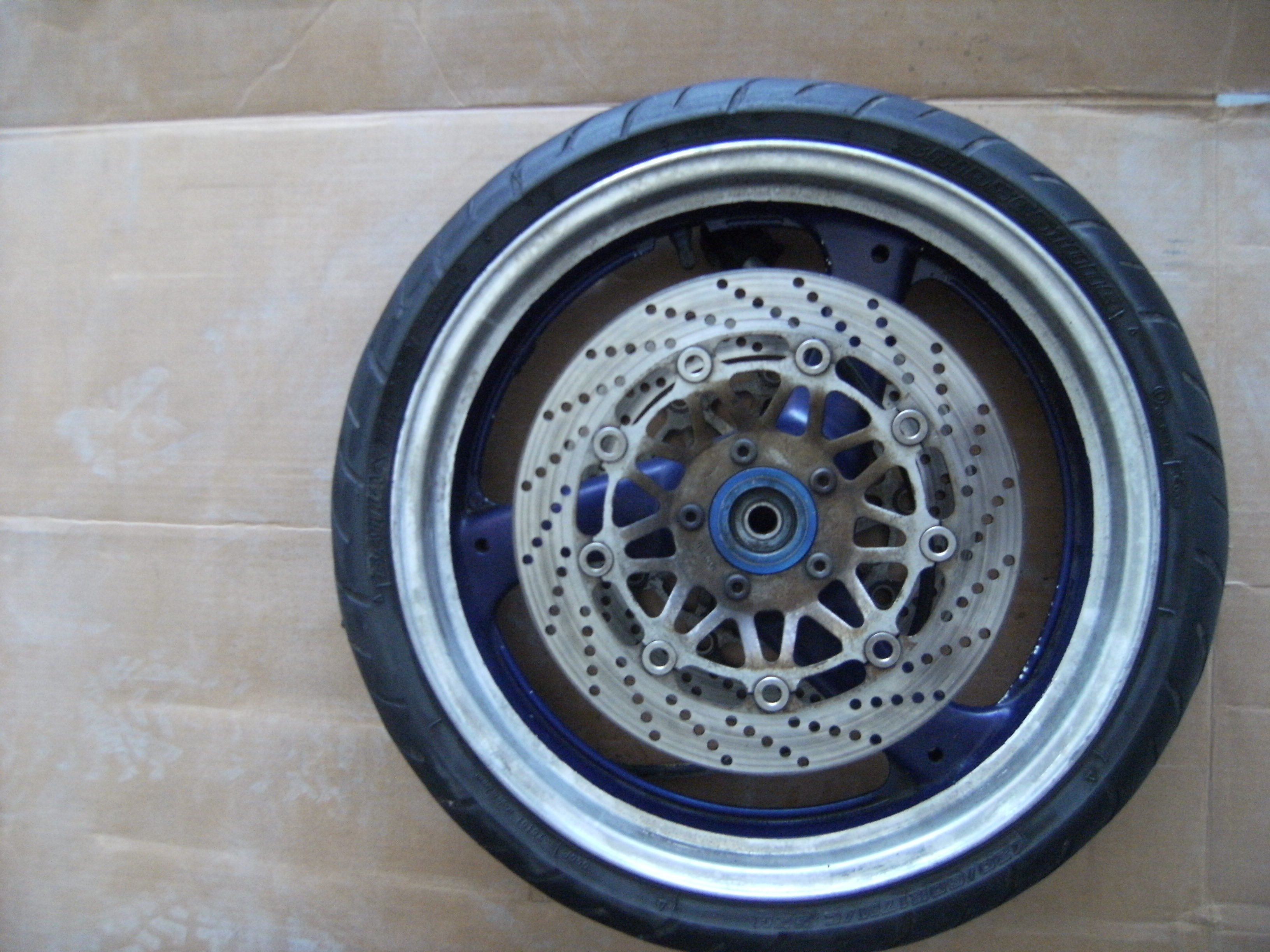 FOR SALE: suz rim and wheel  for sales