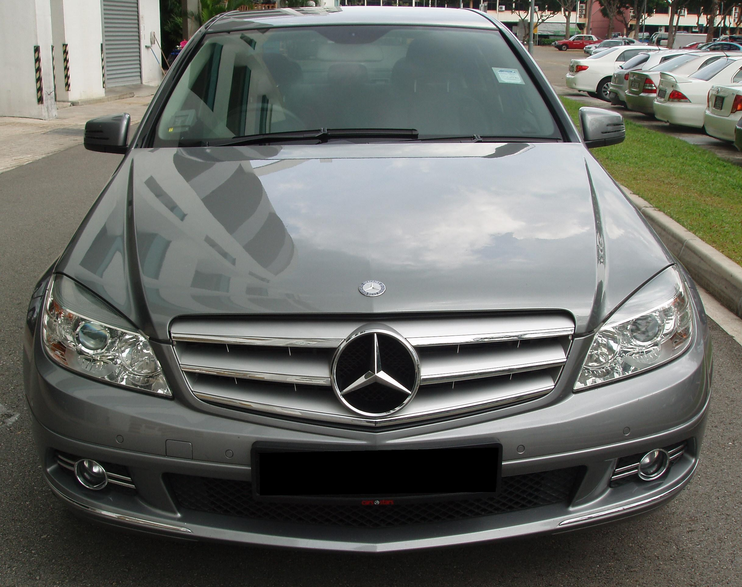 FOR SALE: Used Mercedes-Benz C200 CGI Avantgarde