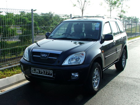FOR SALE:  Chery T11 SUV, 3/09, for sale at $48,000