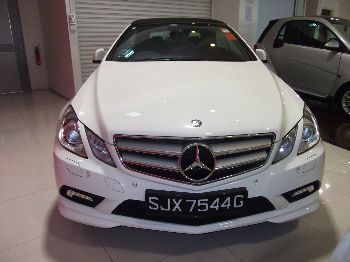 FOR SALE: Used Car for Sale: Mercedes-Benz E250 CGI Cabriolet