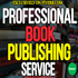 SERVICES: I will publish your book on createspace, ingramspark, lulu and kindle.