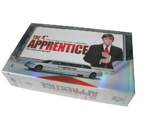 FOR SALE: The Apprentice Seasons 1-9 DVD Boxset