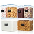 FOR SALE: Vtopmart Airtight Food Storage Containers -Sell from Amazon