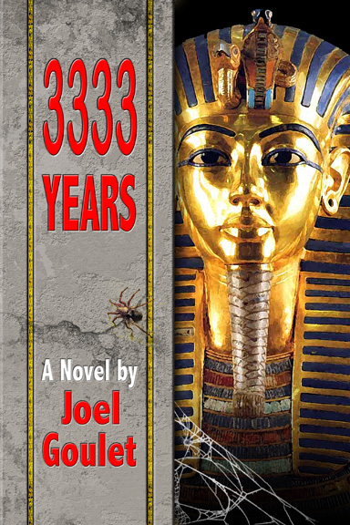 FOR SALE: 3333 YEARS--a King Tut novel