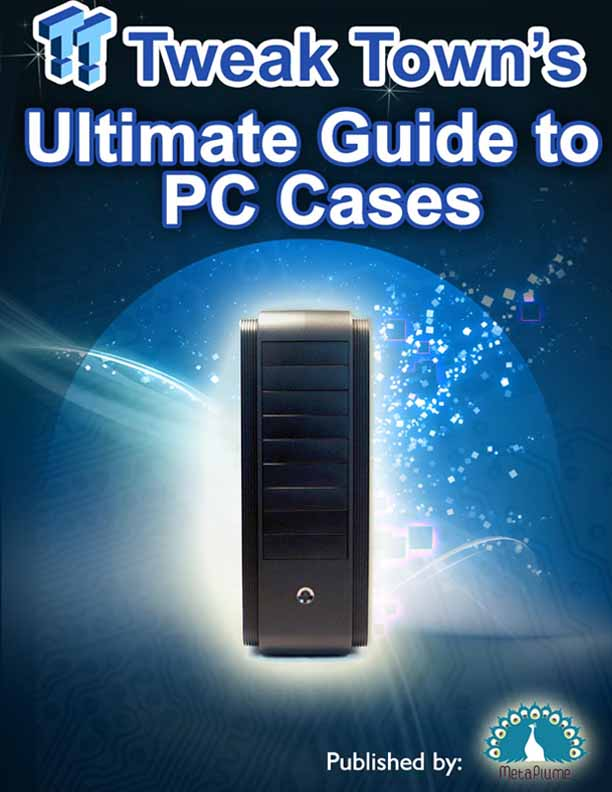FOR SALE: TweakTown's Ultimate Guide to PC Cases