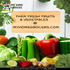 OFFERED: Farm Fresh Fruits & Vegetables Available @MyHomeGrocers.com
