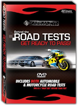 OFFERED: Road Tests - How To Pass A Road Test on the First Try