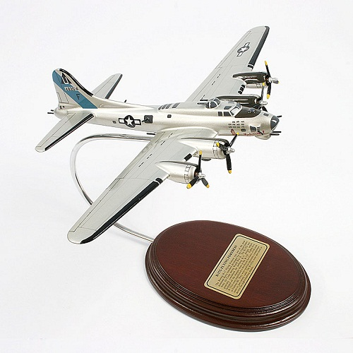 FOR SALE: B-17G Sentimental Journey Model Airplane