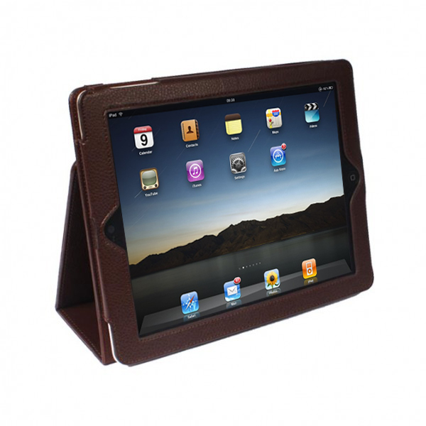 FOR SALE: Protective Case for iPad 2 (Brown)