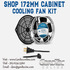 FOR SALE: Shop 172mm Cabinet Cooling Fan Kit At Gardteconline