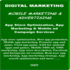 JOB WANTED: Mobile Marketing and Advertising