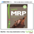 FOR SALE: WiO MRP - Chocolate PRO 3 Phase 1-3 - Meal Replacement Protocol Shake - MedTek