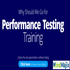 SERVICES: Learn Performance Testing training with live projects