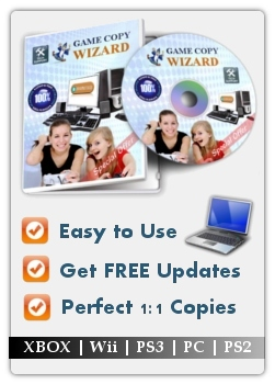 FOR SALE: Game Copy Software - Copy & Backup Your CD/DVD Games Easily